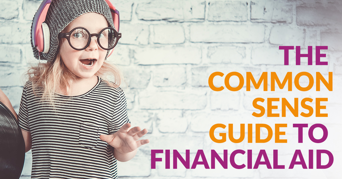 Common Sense guide to financial aid at IPR