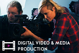 Digital Video and Media Production Program