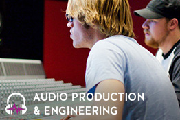 Audio Production and Engineering program