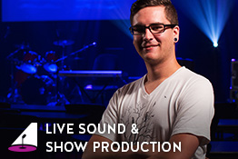 Live Sound and Show Production Program