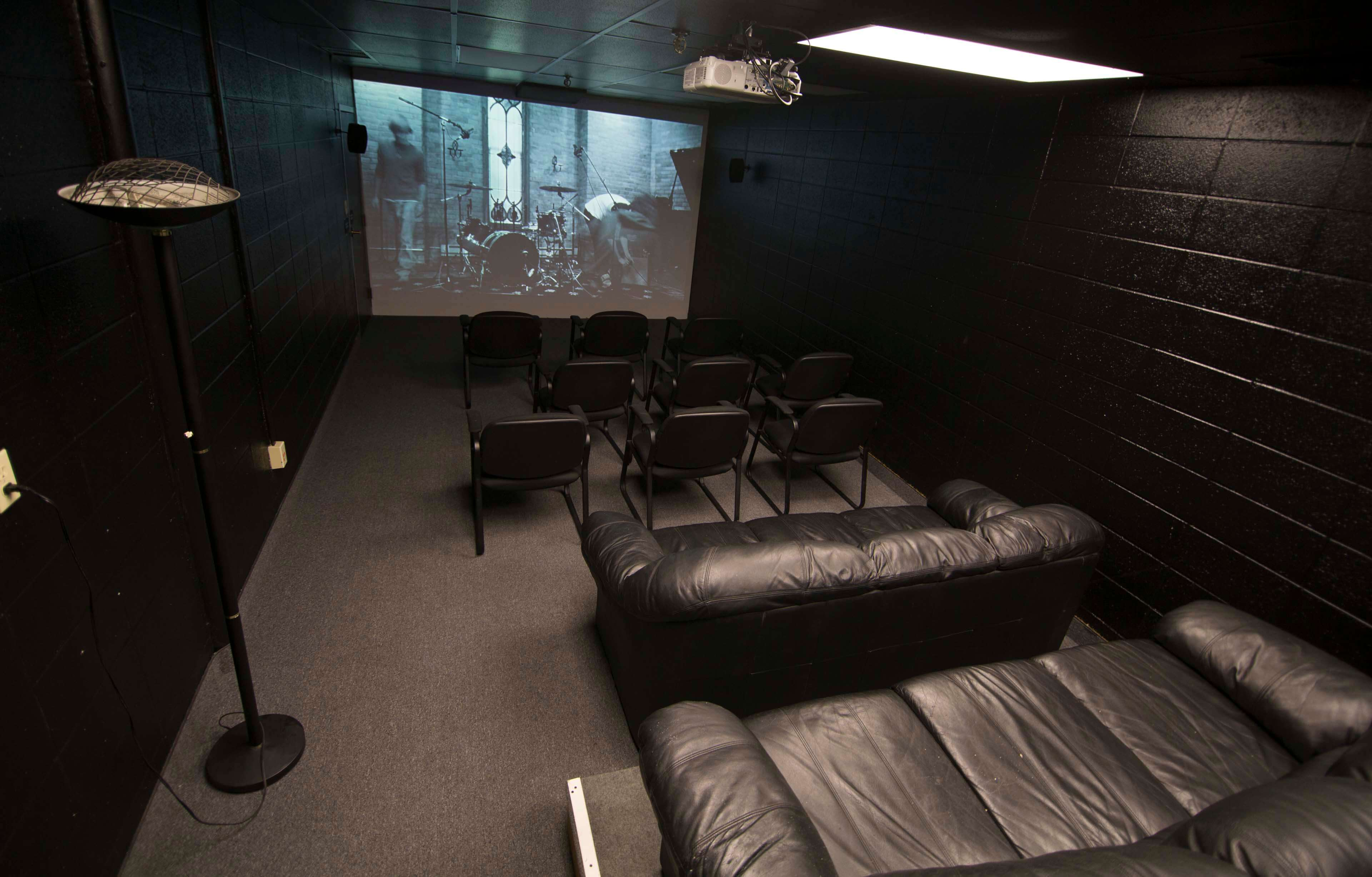 Screening Room at IPR's Edina campus
