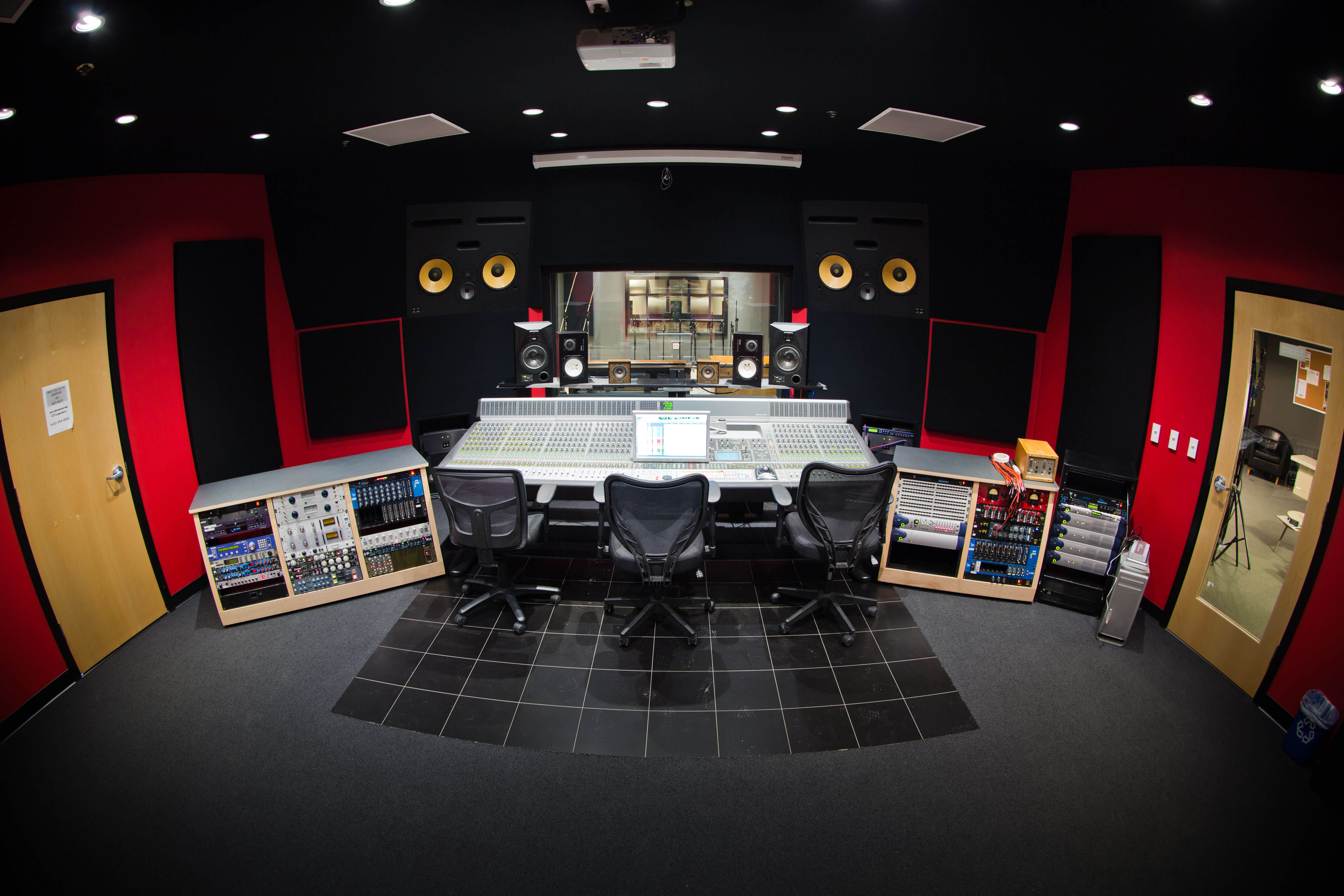 Master Mix Studio A IPR Minneapolis Campus