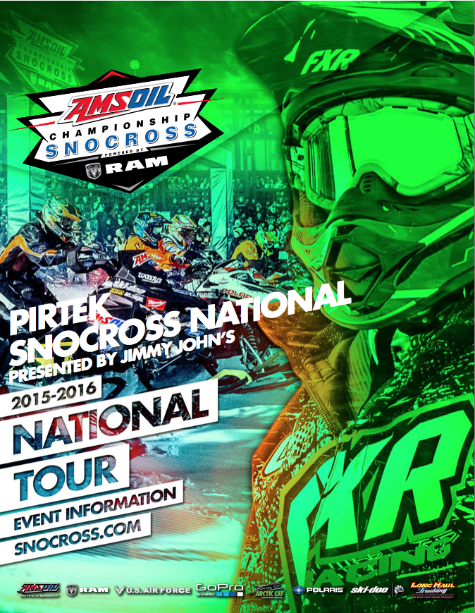Pirtek Snowcross National