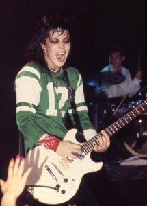 Joan Jett, early 80s