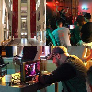 Short Film shoot at IPR
