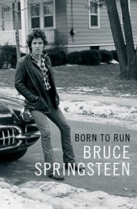 Born to Run, by Broce Springstreen