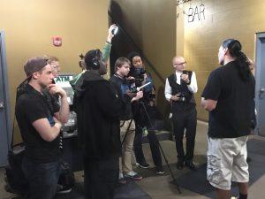 Student Film Crew