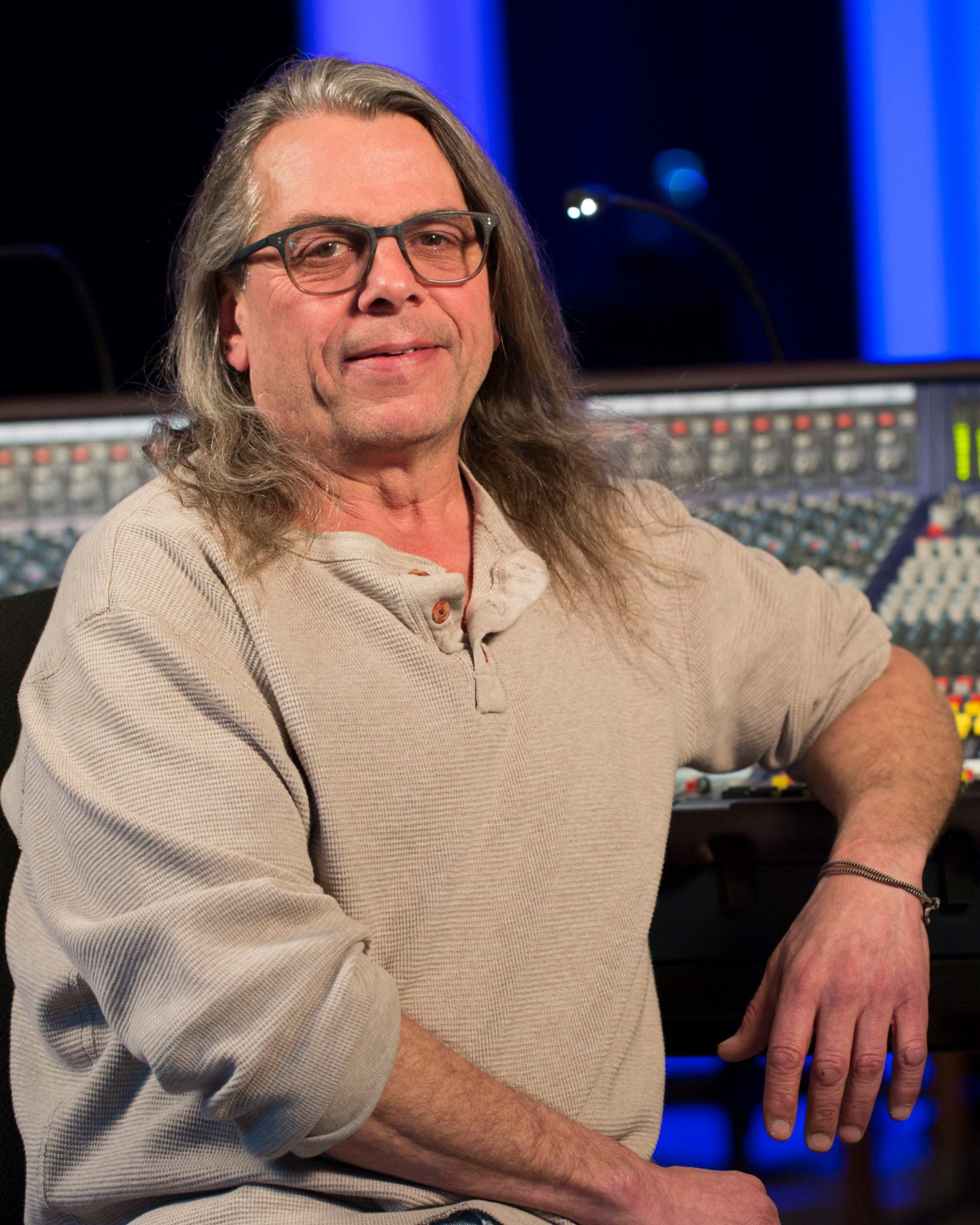 IPR Live Sound and Production Program Chair Peter Greenlund