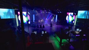 Live Sound and Show Production Lab at the IPR-Edina Studio