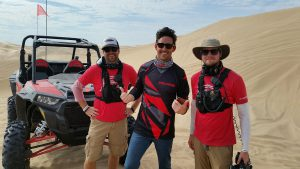 Don't Blink - filming with Jake Owen for Polaris at Polaris Camp RZR in the Glamis Sand Dunes in California