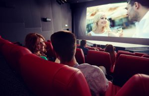Movie goers