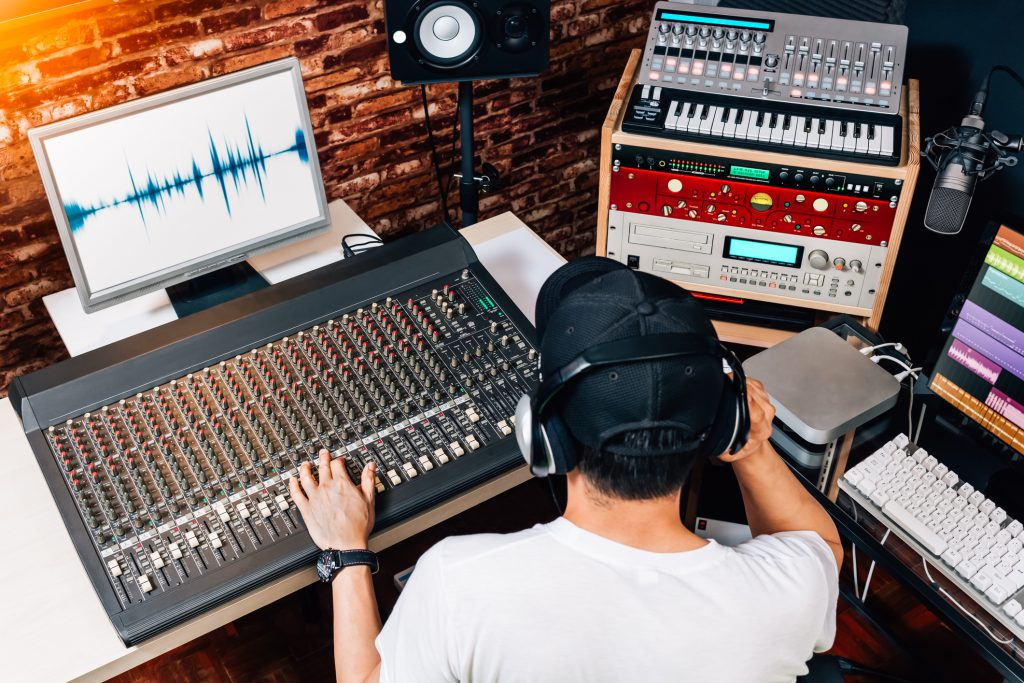 Audio Production : Best Freelancing Jobs for Beginners